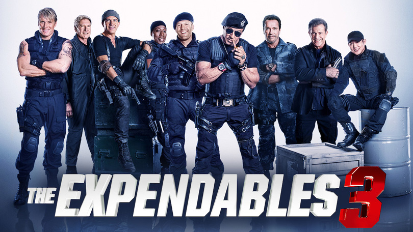 The Expendables 3 Netflix