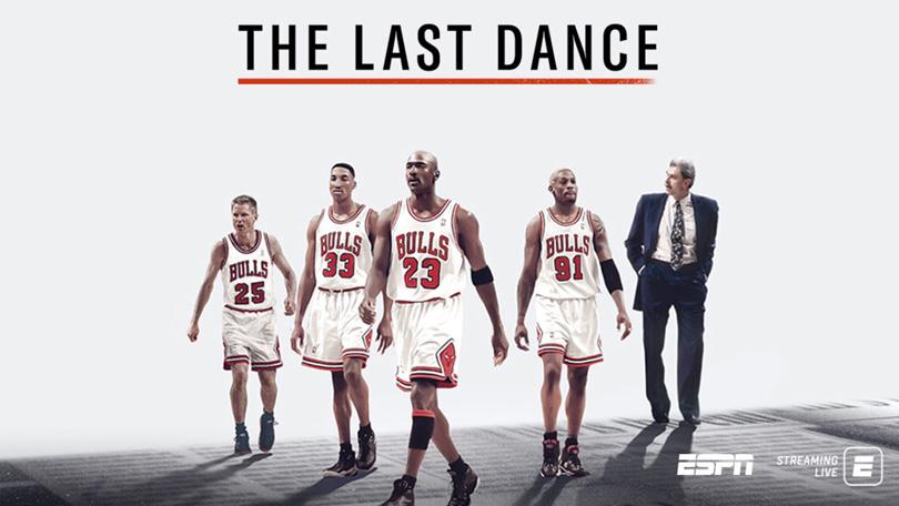 The Last Dance Netflix