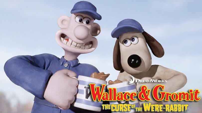 Wallace Gromit Netflix