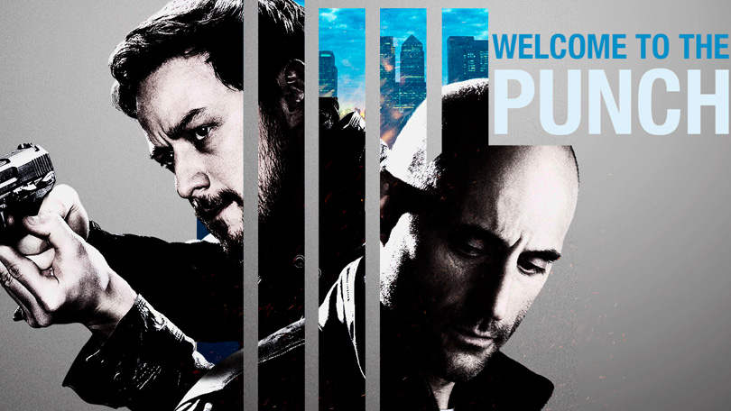 Welcome To The Punch Netflix