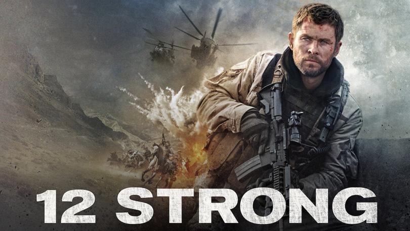 12 Strong Netflix