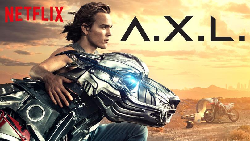 AXL Netflix