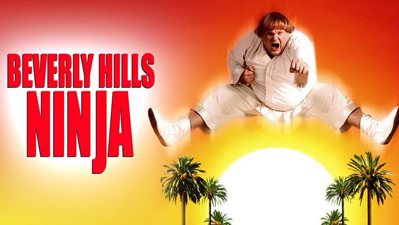Beverly Hills Ninja Netflix