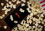 Netflix film popcorn