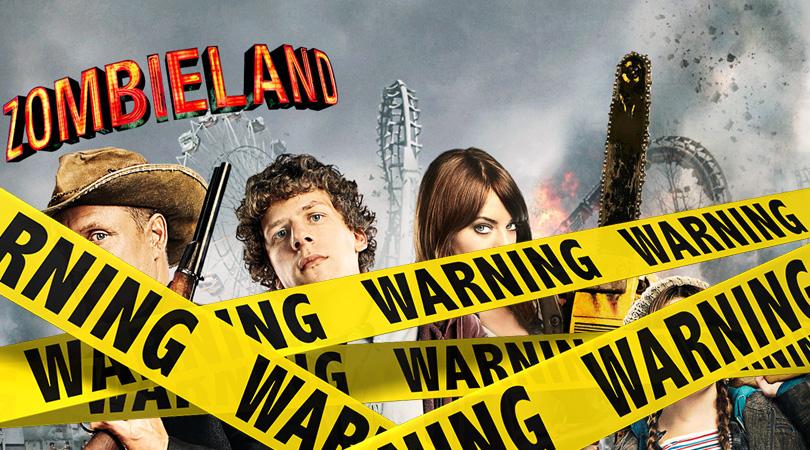 Verwijderalarm Zombieland