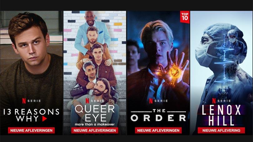 Beste Serie Netflix