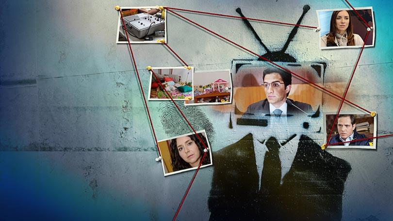 Historia de un Crimen The Search Netflix