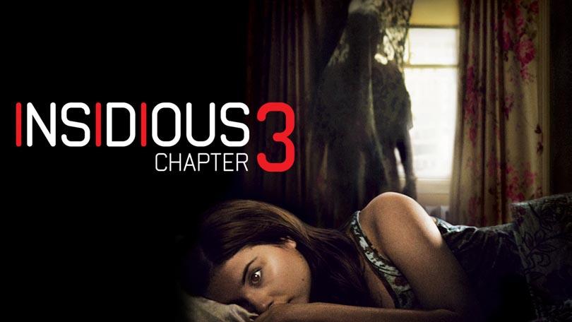 Insidious Chapter 3 Netflix