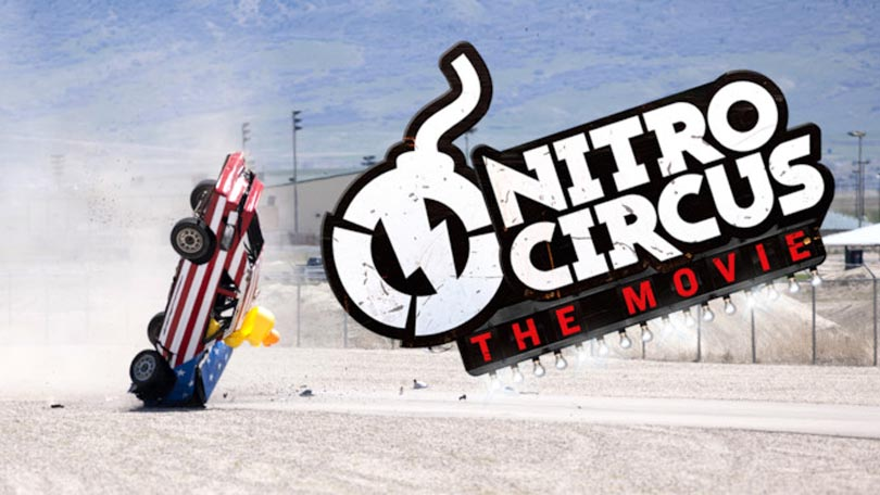 Nitro Circus The Movie Netflix