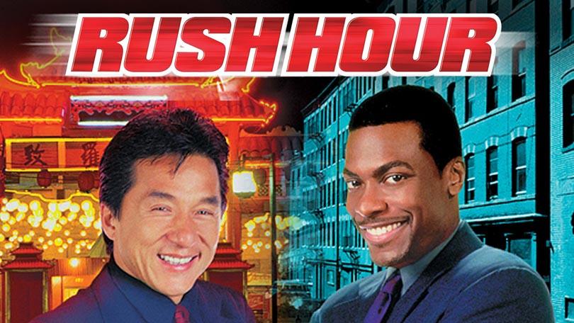 Rush Hour Netflix