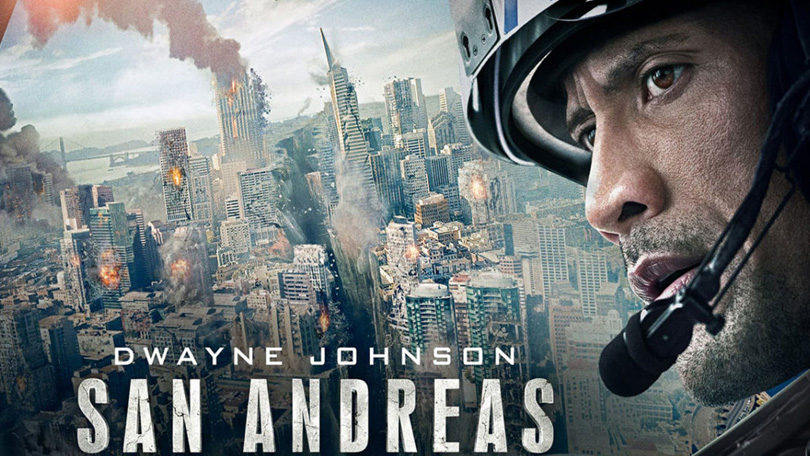 San Andreas Netflix