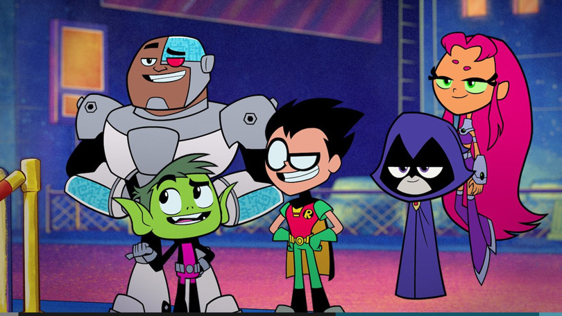 Teen Titans Go! To the Movies Netflix