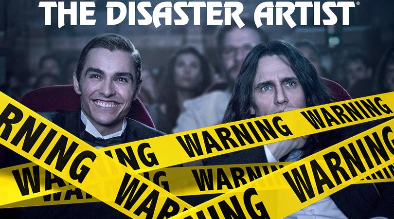 Verwijderalarm The Disaster Artist