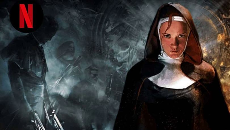 Warrior Nun Netflix