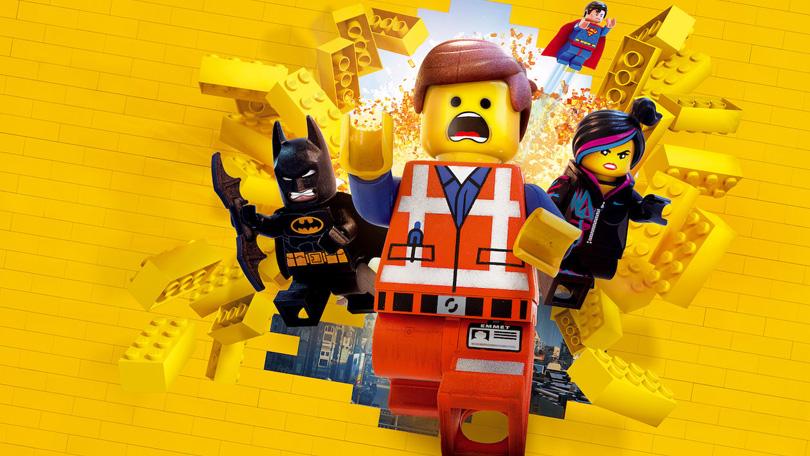 De Lego Film Netflix