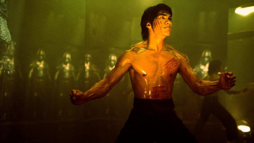Dragon Bruce Lee Story Netflix