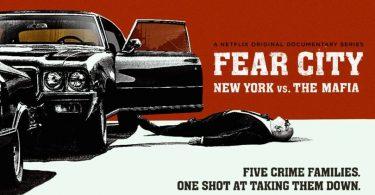 Fear City New York vs The Mafia Netflix