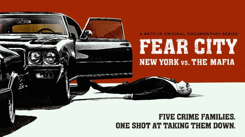 Fear City New York vs The Mafia Netflix