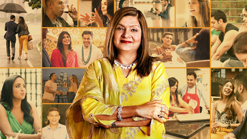 Indian Matchmaking Netflix