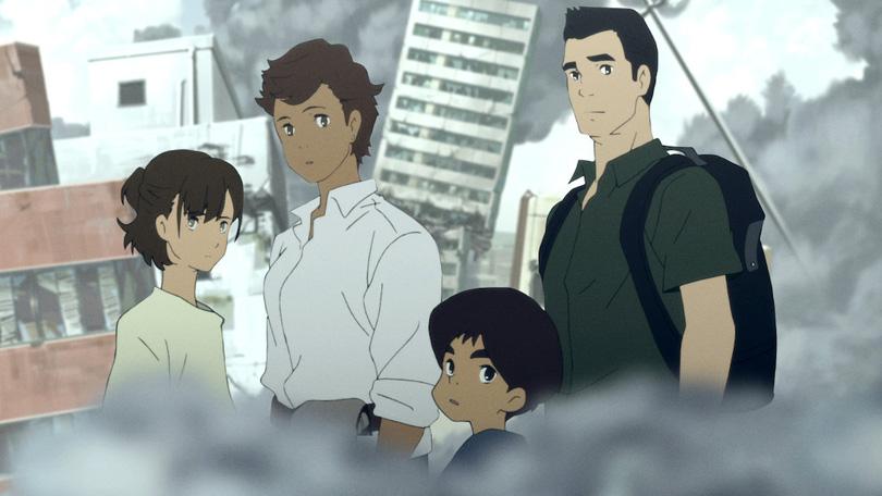 Japan Sinks 2020 Netflix