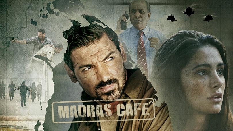 Madras Cafe Netflix