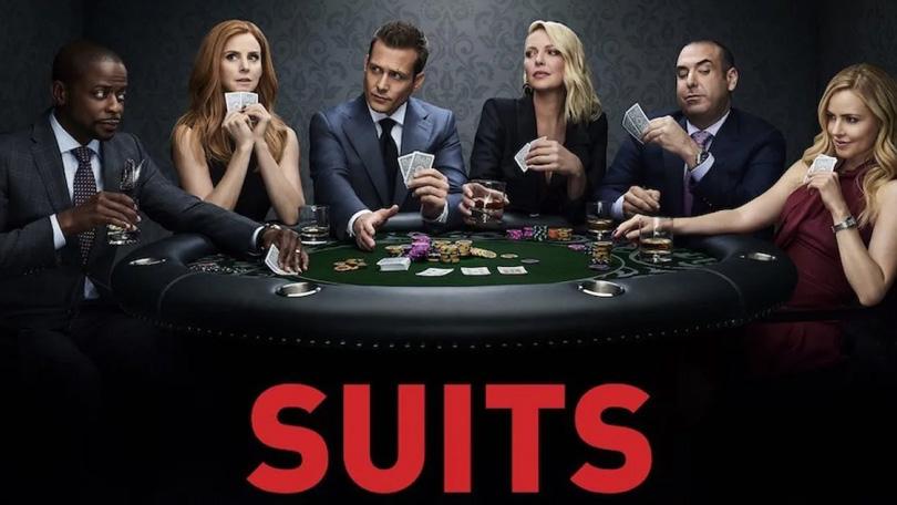 Suits seizoen 8