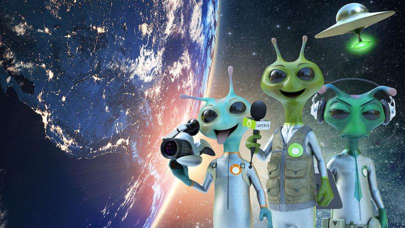 Alien TV Netflix
