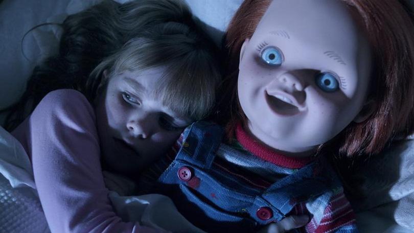 Curse of Chucky Netflix