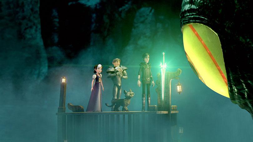 Magiers Arcadia Netflix