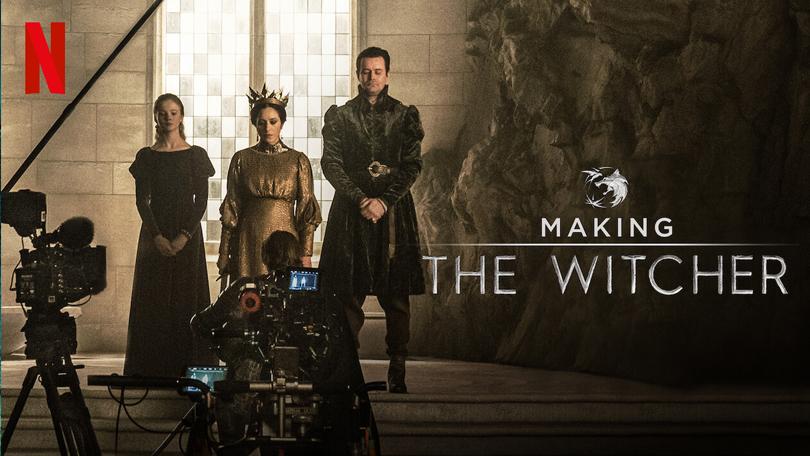 Making The Witcher Netflix