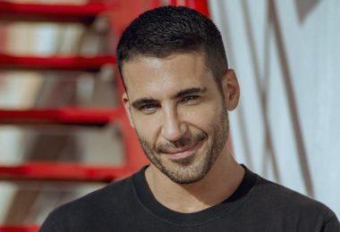 Miguel Angel Silvestre La Casa de Papel Netflix