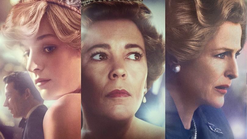 The Crown seizoen 4 Netflix