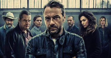 Undercover seizoen 2 poster Netflix