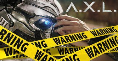 AXL Verwijderalarm