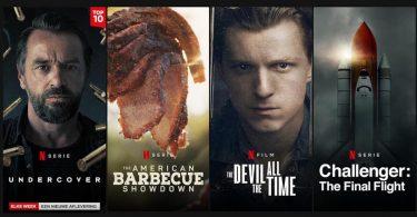 Beste september 2020 Netflix