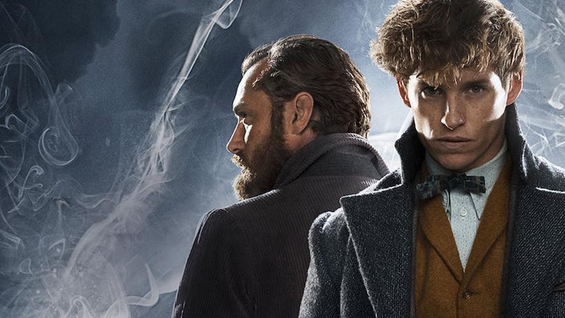 Fantastic Beasts The Crimes of Grindelwald Netflix