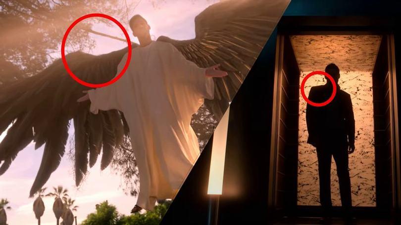 Michael schouder Lucifer seizoen 5B Netflix