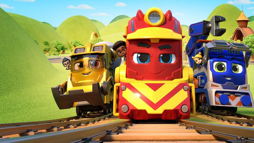 Mighty Express Netflix