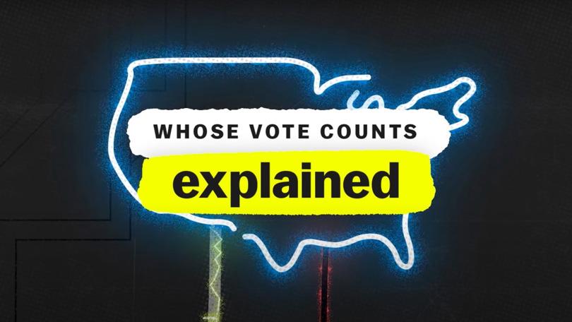 Whose Vote Counts Netflix