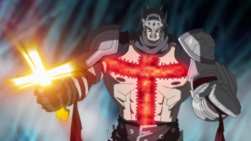 Dantes Inferno Netflix