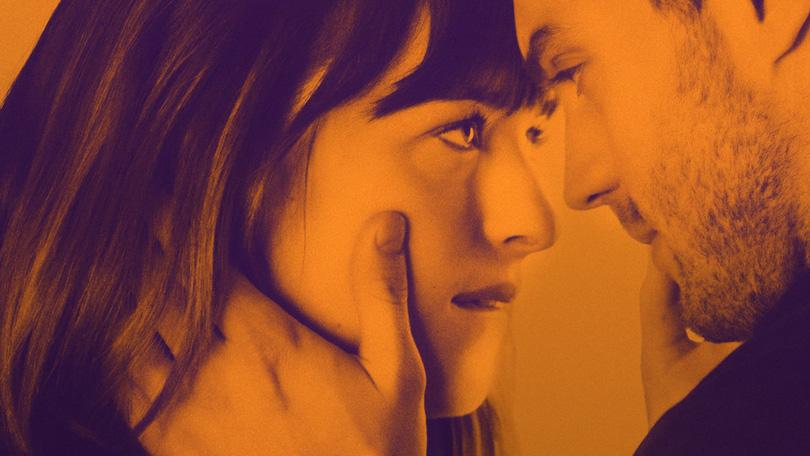 Fifty Shades Darker Netflix