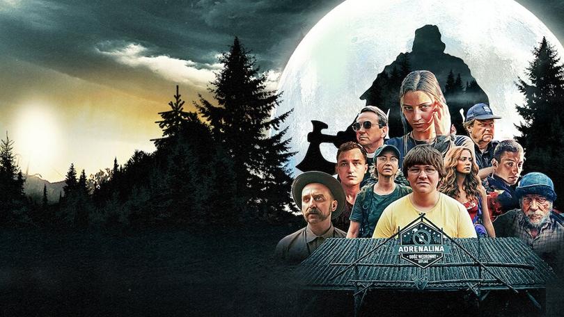Nobody Sleeps in the Woods Tonight Netflix