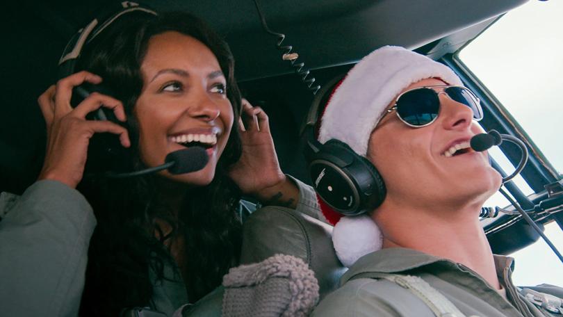 Operation Christmas Drop Netflix