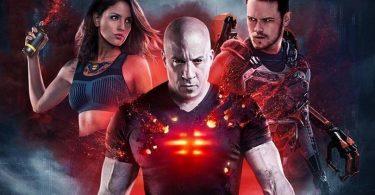 Bloodshot Netflix film