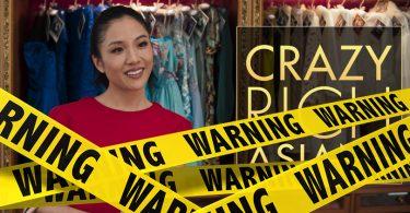 Crazy Rich Asians Verwijderalarm