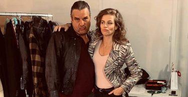 Ferry en Danielle Undercover