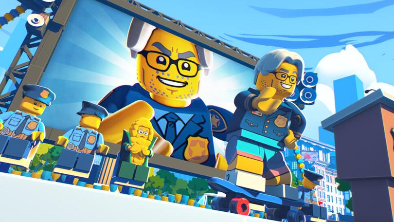 LEGO City Adventures Netflix