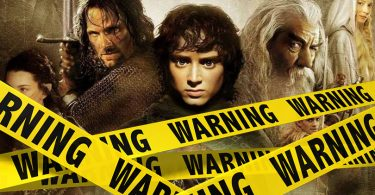 Lord of the Rings Verwijderalarm