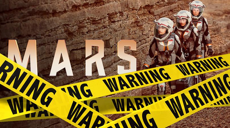 Mars Verwijderalarm