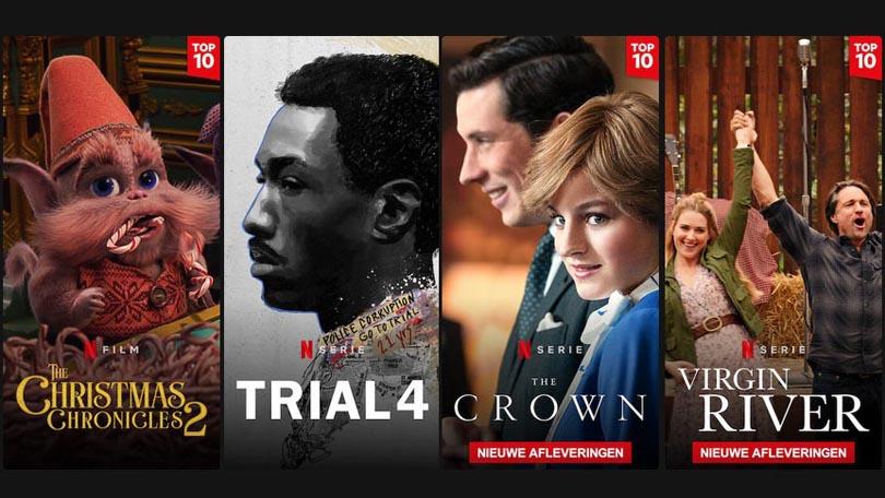 November beste op Netflix 2020